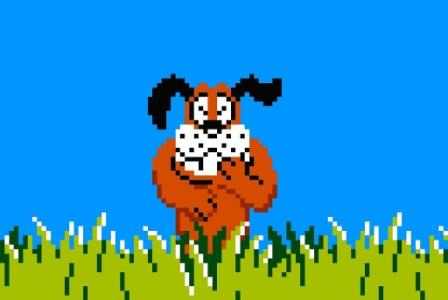 What if you quit after every missed shot in duck hunt?